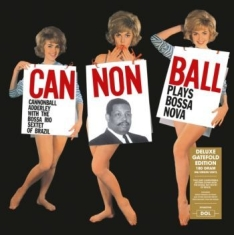 Cannonball Adderley - Cannonball Plays Bossa Nova