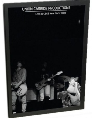 Union Carbide Productions - Live at CBGB 50x70 Poster i Ram