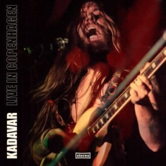 Kadavar - Live In Copenhagen (2 Lp Black)