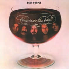 Deep Purple - Come Taste The Band (Ltd Purple Vin