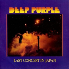 Deep Purple - Last Concert In Japan (Ltd Purple V