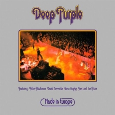 Deep Purple - Made In Europe (Ltd Purple Vinyl)