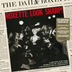 Roxette - Look Sharp (Ltd. Lp Vinyl/Cd/D