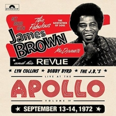 James Brown And His Revue - Live at the Apollo 1972