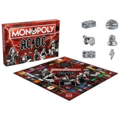AC/DC - The Ac/Dc Monopoly