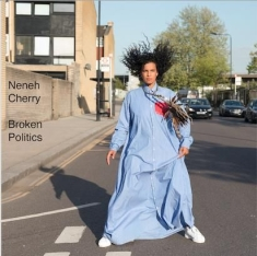 Neneh Cherry - Broken  Politics - Signed LP