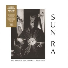 Sun Ra - The Saturn Singles Vol 1 1954-1958