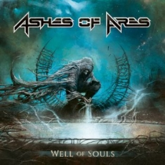 Ashes Of Ares - Well Of Souls (2 Lp Vinyl Splatter)