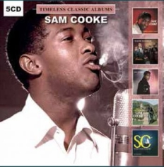 Cooke Sam - Timeless Classic Albums (5Cd)