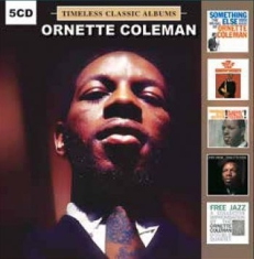 Ornette Coleman - Timeless Classic Albums