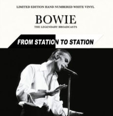Bowie David - From Station To Station - White Lp