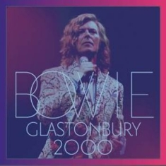 David Bowie - Glastonbury 2000 (3Lp)