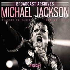 Jackson Michael - Broadcast Archives The (4 Cd)