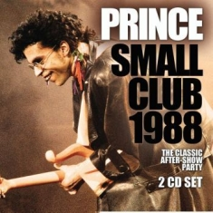 Prince - Small Club (2 Cd 1988)