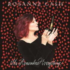 Rosanne Cash - She Remembers Everything (Pink Viny
