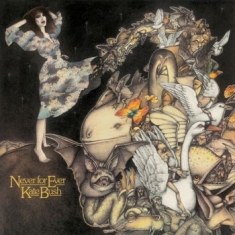 Kate Bush - Never For Ever (Vinyl)