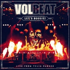 Volbeat - Let's Boogie! Live... (2Cd+Dvd)