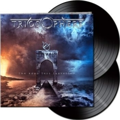Triosphere - Road Less Travelled The (2 Lp Black