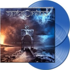 Triosphere - Road Less Travelled The (2 Lp Blue
