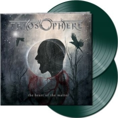 Triosphere - Heart Of The Matter The (2 Lp Green