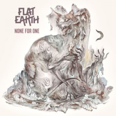 Flat Earth - None For One (Vinyl White-Violet-Ma