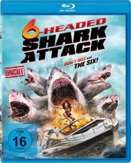 6-Headed Shark Attack (Uncut) - 6-Headed Shark Attack (Uncut) Blura