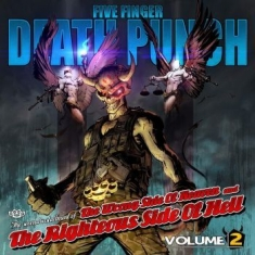 Five Finger Death Punch - Wrong Side Of Heaven - Volume 1