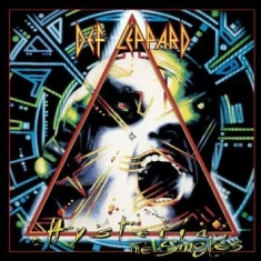 "Def Leppard - The Hysteria Singles (Ltd 10X7"" Vin"