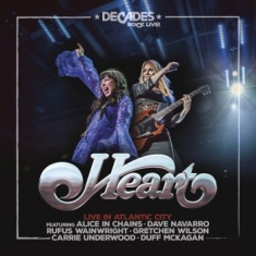 Heart - Live In Atlantic City