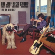 Jeff Beck Group The - Live On Air 1967
