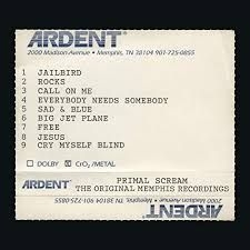 Primal Scream - Give Out But Don't Give Up: The Ori i gruppen CD / Pop hos Bengans Skivbutik AB (3466381)