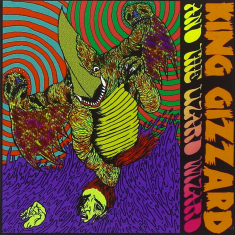 King Gizzard & The Lizard Wizard - Willoughby's Beach (Red Vinyl)