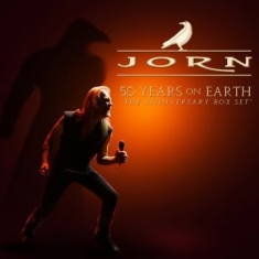 Jorn - 50 Years On Earth - The Anniversary