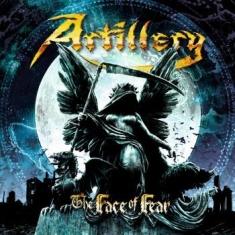 Artillery - The Face Of Fear (Lp Black)