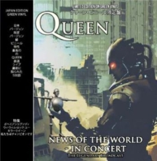 Queen - News Of The World (Green)