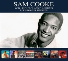 Cooke Sam - Eight Classic Albums Plus Bonus Sin