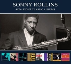 Rollins Sonny - Eight Classic Albums (4Cd)