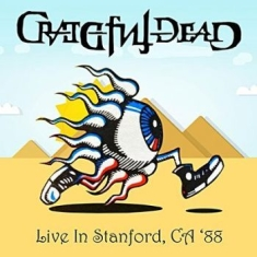 Grateful Dead - Live In Stanford '88 (Fm)