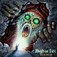 High On Fire - Electric Messiah (Green Swirl Vinyl