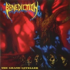 Benediction - Grand Leveller The (Blue Vinyl)