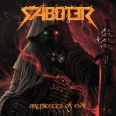 Saboter - Architects Of Evil (Vinyl)