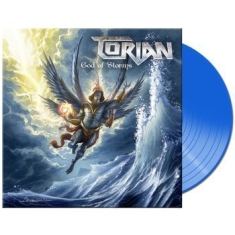 Torian - God Of Storms (Ltd. Clear Blue Viny