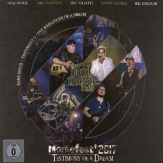 Neal Morse Band The - Morsefest! 2017 (Limited Artbook)