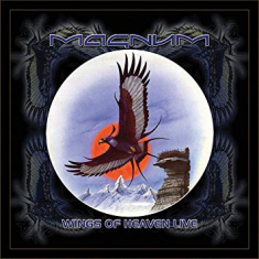 Magnum - Wings Of Heaven Live (+2Cd) Ltd.Ed.