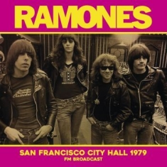 Ramones - San Francisco City Hall 1979 Fm Bro