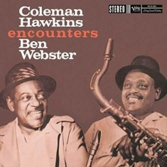 Coleman Hawkins - C H Encounters Ben Webster (Vinyl)