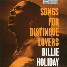 Billie Holiday - Songs For Distingue Lovers (Vinyl)