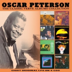 Peterson Oscar - Classic Verve Albums Collection The