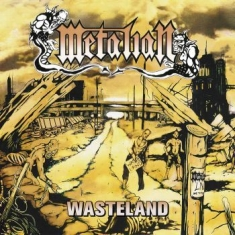 Metalian - Wasteland (White Vinyl)