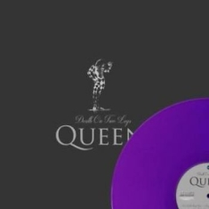 Queen - Death On Two Legs (Purple Vinyl)